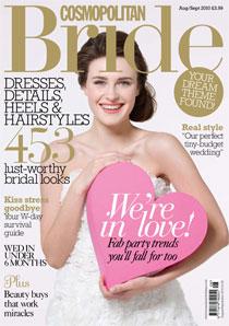 Cosmo Bride wedding magazine subscription