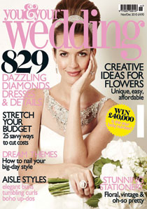 You and Your Wedding magazine subscription