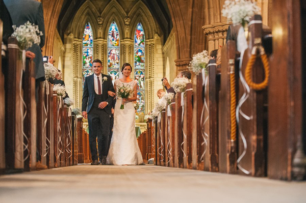 DIY creative village hall wedding in Yorkshire by Mark Dolby Photography (13)