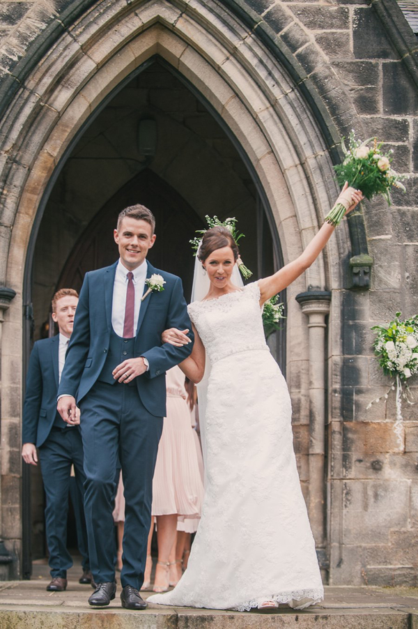 DIY creative village hall wedding in Yorkshire by Mark Dolby Photography (14)