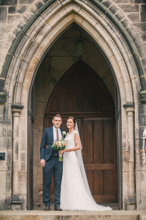 DIY creative village hall wedding in Yorkshire by Mark Dolby Photography (16)