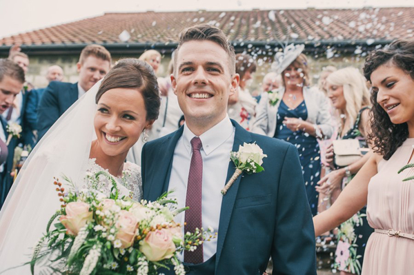 DIY creative village hall wedding in Yorkshire by Mark Dolby Photography (36)