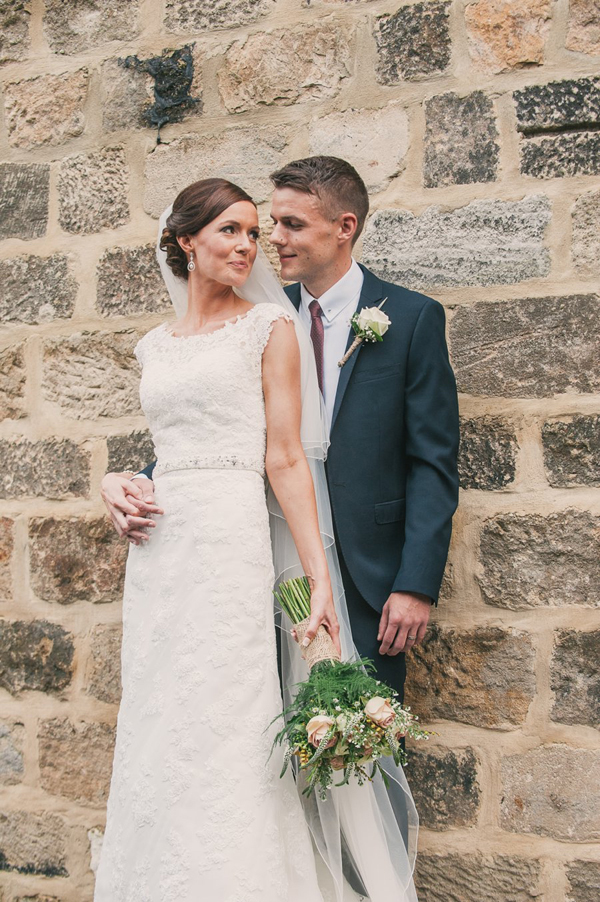 DIY creative village hall wedding in Yorkshire by Mark Dolby Photography (43)
