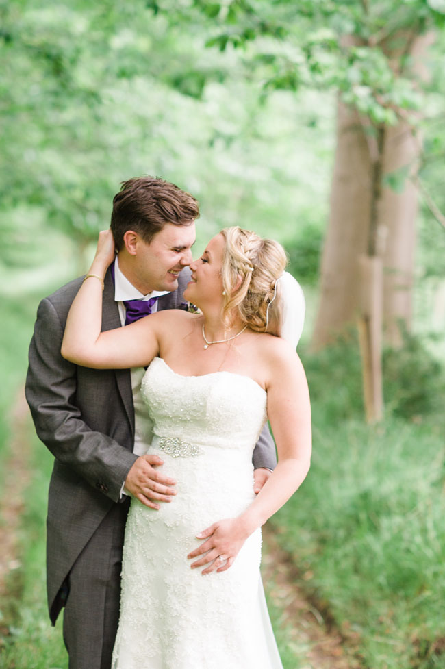 A gorgeous real wedding at Old Luxters Barn with Hannah McClune Photography (29)