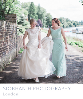 luxury London wedding photographer