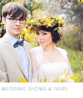 wedding shows and fairs in the uk