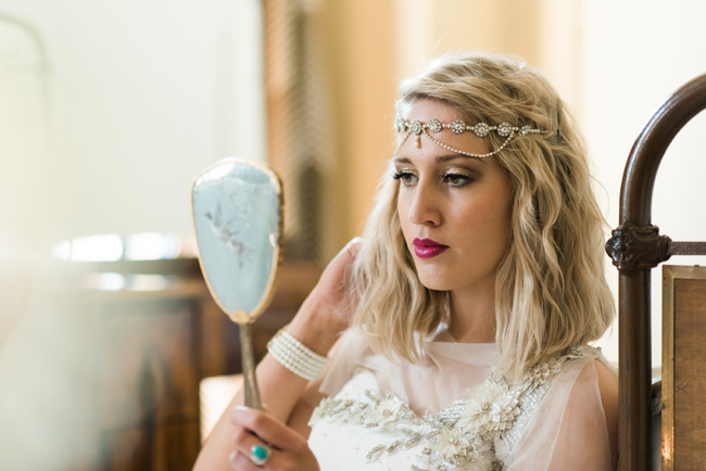 Fabulous art deco wedding inspo for 2017 with Lemontree Photography (18)