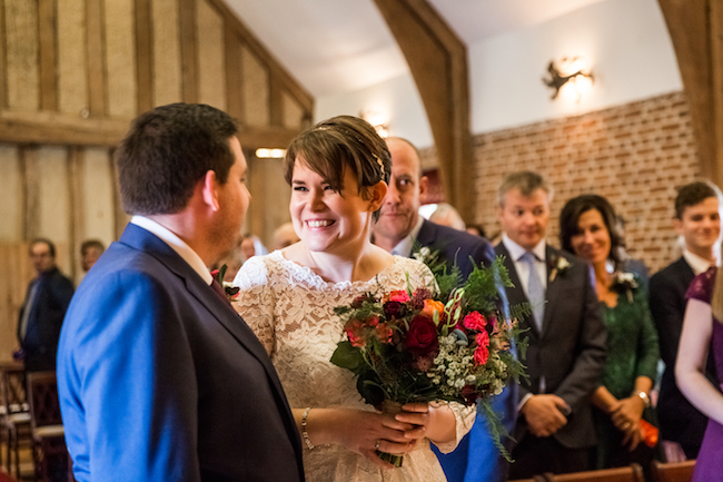 Layer Marney Tower wedding with a gorgeous short haired bride, images by Ayshea Goldberg Photography (11)