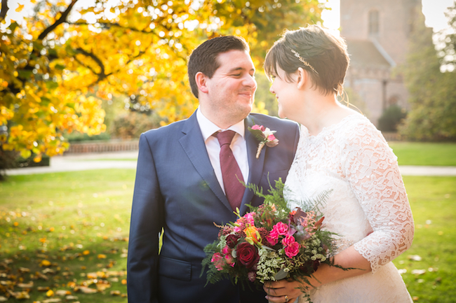 Layer Marney Tower wedding with a gorgeous short haired bride, images by Ayshea Goldberg Photography (16)