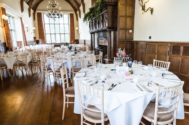 Layer Marney Tower wedding with a gorgeous short haired bride, images by Ayshea Goldberg Photography (20)