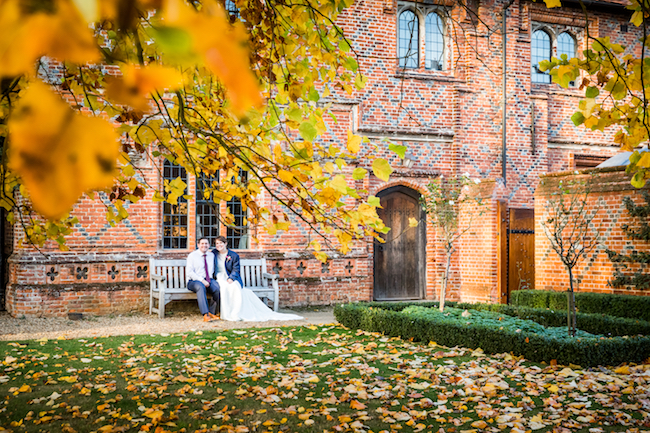 Layer Marney Tower wedding with a gorgeous short haired bride, images by Ayshea Goldberg Photography (23)
