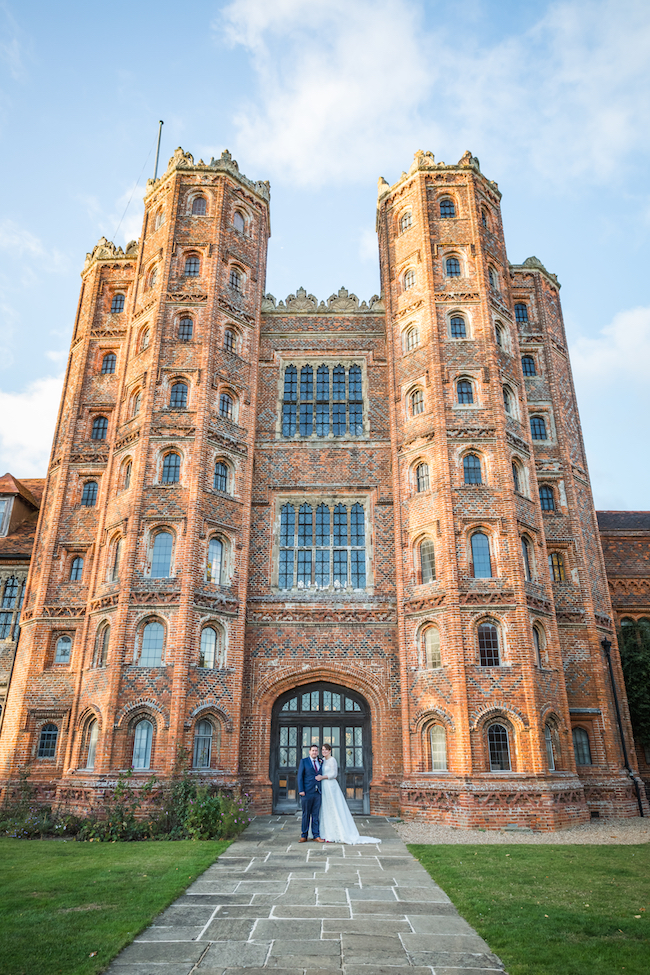 Layer Marney Tower wedding with a gorgeous short haired bride, images by Ayshea Goldberg Photography (24)