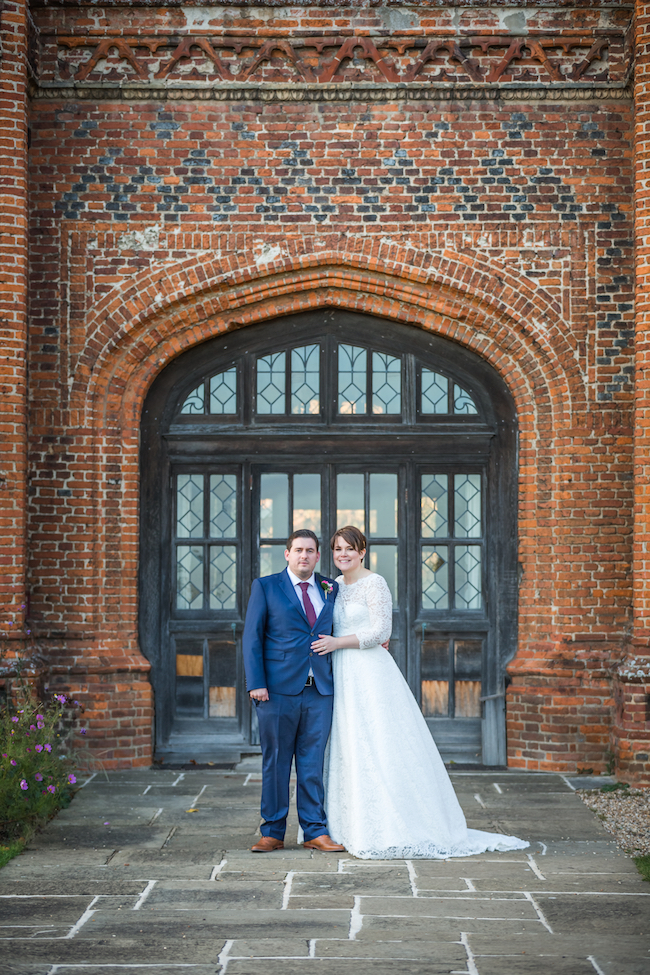 Layer Marney Tower wedding with a gorgeous short haired bride, images by Ayshea Goldberg Photography (25)