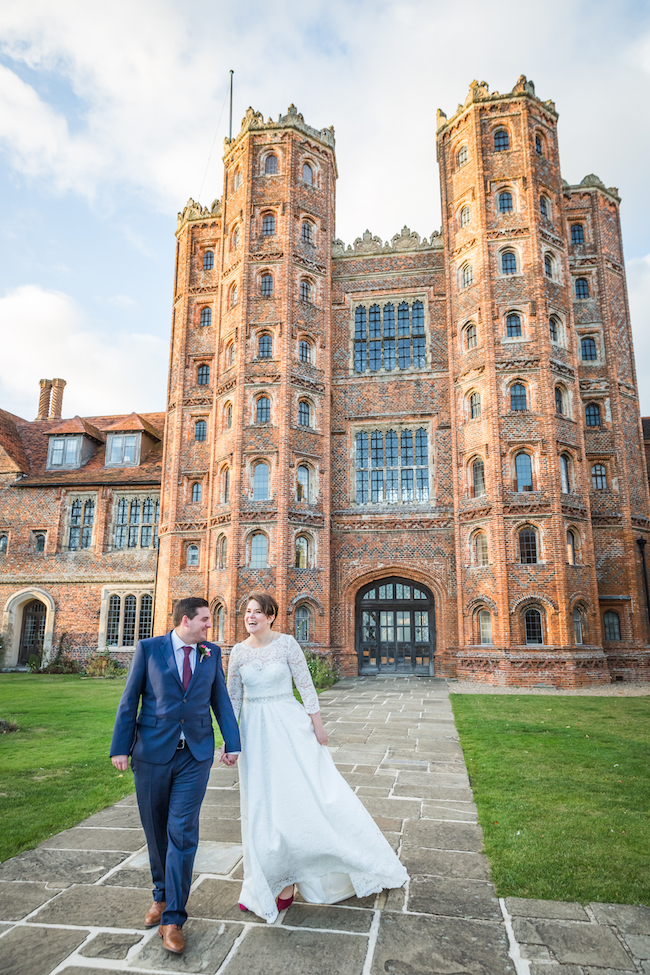 Layer Marney Tower wedding with a gorgeous short haired bride, images by Ayshea Goldberg Photography (26)