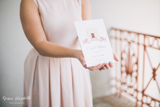 Bright ideas for a spring wedding with whimsical stationery by Dearly Beloved (27)