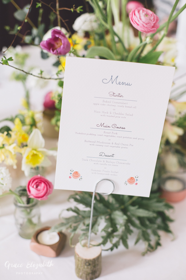 Bright ideas for a spring wedding with whimsical stationery by Dearly Beloved (22)