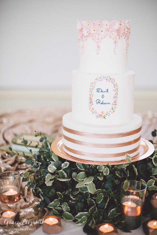 Bright ideas for a spring wedding with whimsical stationery by Dearly Beloved (12)