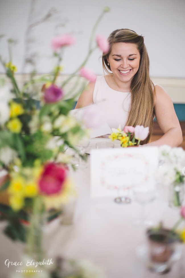 Bright ideas for a spring wedding with whimsical stationery by Dearly Beloved (9)