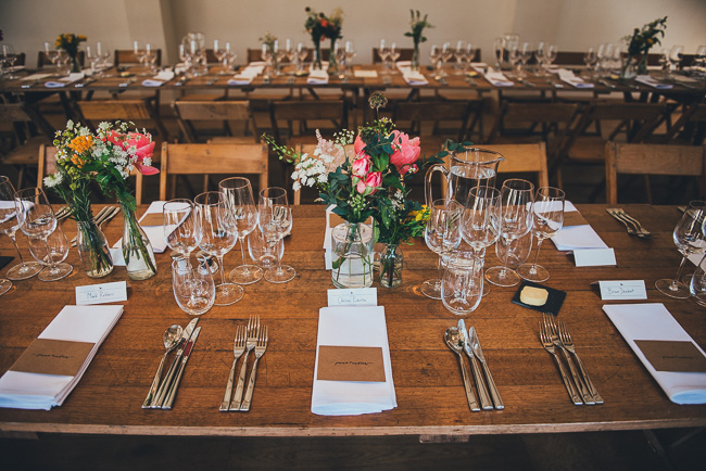 Fabulous flowers and amazing wedding tables at Dorney Court, images by Nicola Thompson Photography (25)
