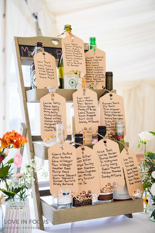 Individual, fun and full of colour and personality - a real wedding at Nyland Manor (2)