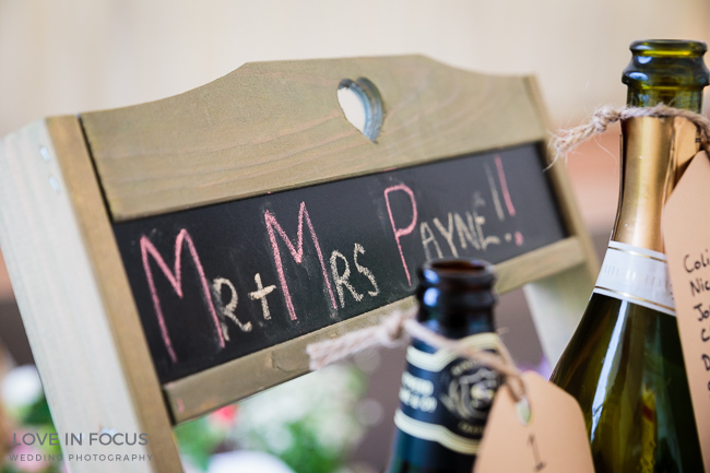 Individual, fun and full of colour and personality - a real wedding at Nyland Manor (3)