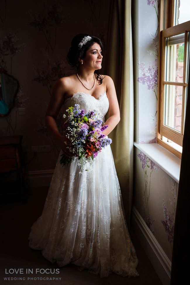 Individual, fun and full of colour and personality - a real wedding at Nyland Manor (14)