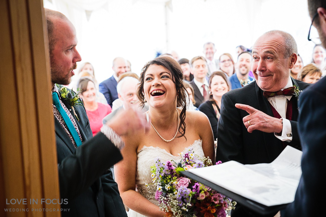 Individual, fun and full of colour and personality - a real wedding at Nyland Manor (15)