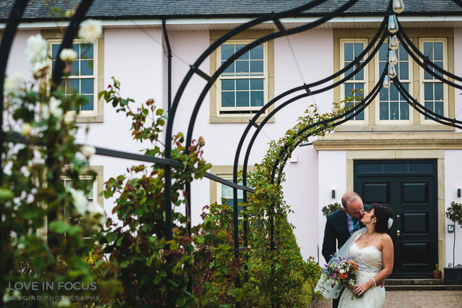 Individual, fun and full of colour and personality - a real wedding at Nyland Manor (18)