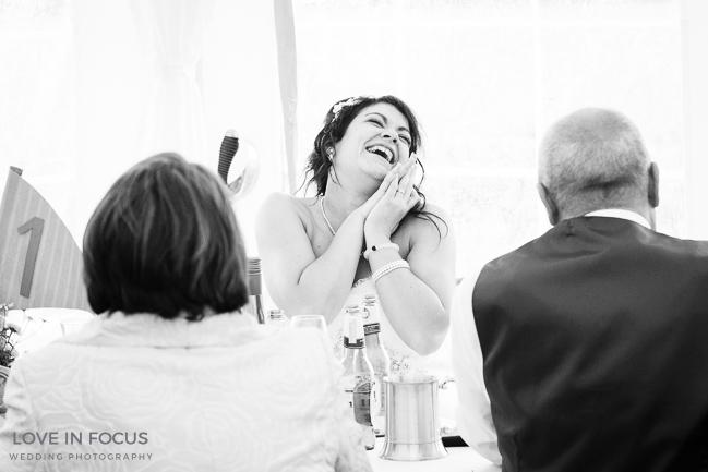 Individual, fun and full of colour and personality - a real wedding at Nyland Manor (27)