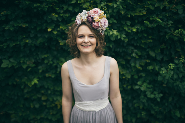 A beautiful natural look for an artisan bride - photoshoot with Stefanie Grisdale mua and Vickerstaff Photography (3)