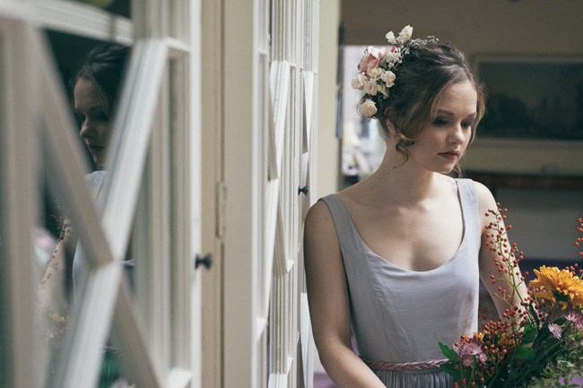 A beautiful natural look for an artisan bride - photoshoot with Stefanie Grisdale mua and Vickerstaff Photography (1)