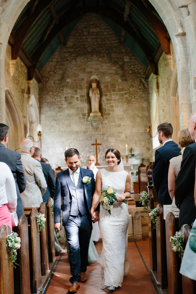 A beautifully homemade Dorset wedding blog, image credits Candid Capture (20)