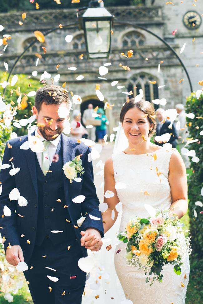 A beautifully homemade Dorset wedding blog, image credits Candid Capture (5)