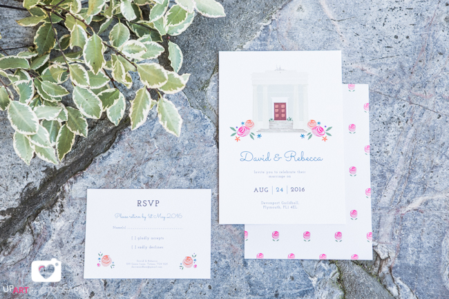 Bright ideas for a spring wedding with whimsical stationery by Dearly Beloved (3)