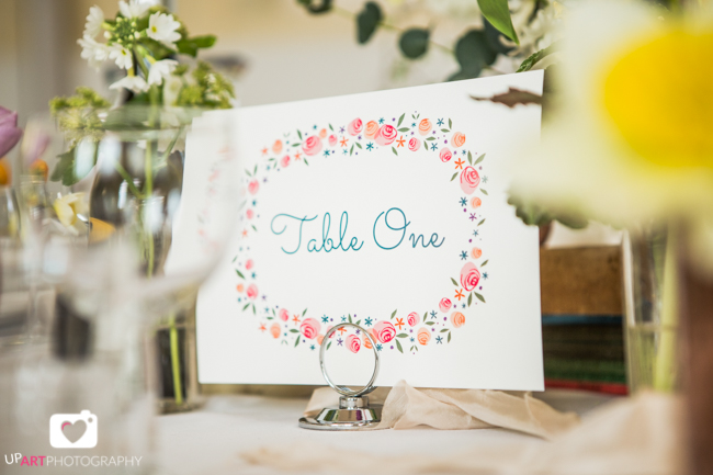 Bright ideas for a spring wedding with whimsical stationery by Dearly Beloved (1)