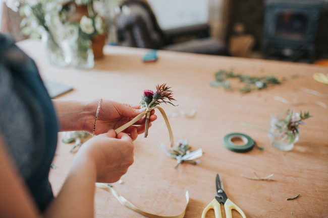 Wonderfully creative Wild Bunch flower workshops, image Lisa Webb Photography (14)
