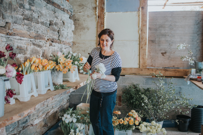 Wonderfully creative Wild Bunch flower workshops, image Lisa Webb Photography (21)