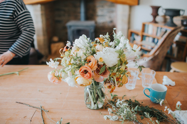 Wonderfully creative Wild Bunch flower workshops, image Lisa Webb Photography (30)
