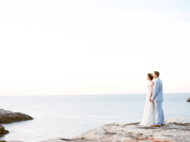 A breathtaking coastal wedding inspiration shoot in Ibiza with Hannah Duffy Photography (23)
