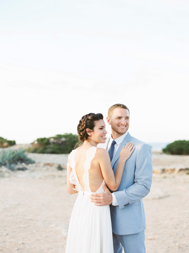 A breathtaking coastal wedding inspiration shoot in Ibiza with Hannah Duffy Photography (25)