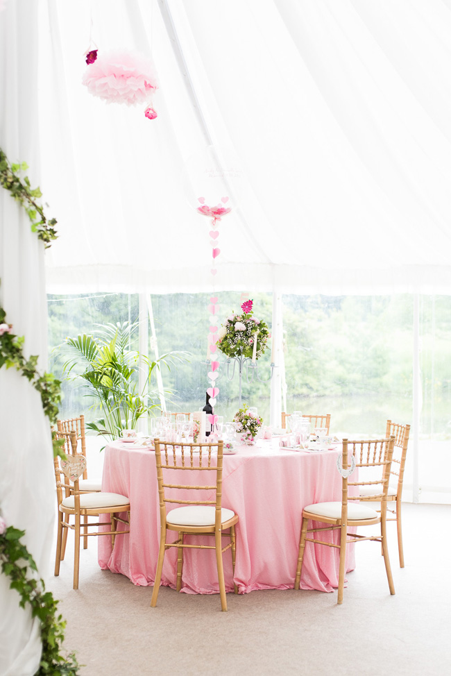 A wonderfully romantic and feminine wedding at Narborough Hall Gardens. Photo credit Fiona Kelly Photography (4)