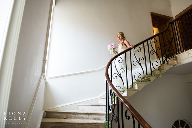 A wonderfully romantic and feminine wedding at Narborough Hall Gardens. Photo credit Fiona Kelly Photography (15)