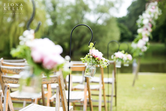 A wonderfully romantic and feminine wedding at Narborough Hall Gardens. Photo credit Fiona Kelly Photography (16)
