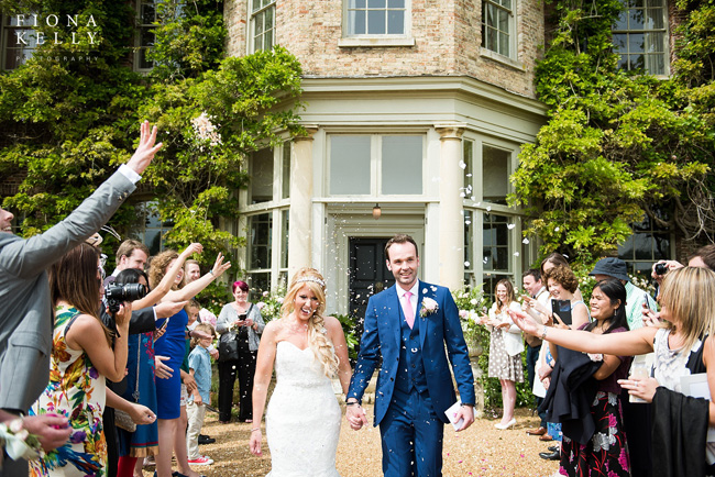 A wonderfully romantic and feminine wedding at Narborough Hall Gardens. Photo credit Fiona Kelly Photography (21)