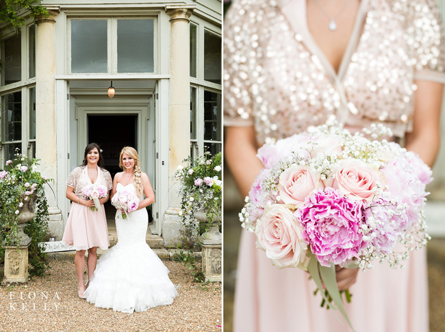 A wonderfully romantic and feminine wedding at Narborough Hall Gardens. Photo credit Fiona Kelly Photography (23)