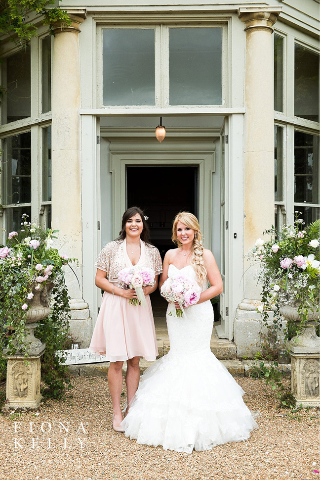 A wonderfully romantic and feminine wedding at Narborough Hall Gardens. Photo credit Fiona Kelly Photography (24)