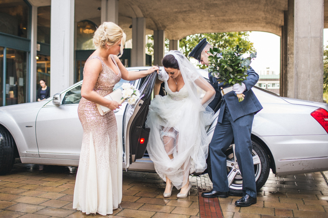 Simple styling and elegant colours for a Newcastle city wedding with Andy Hudson Photography (12)
