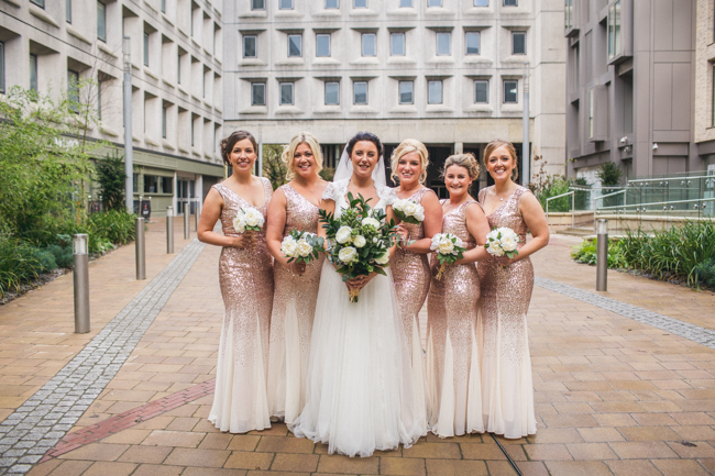 Simple styling and elegant colours for a Newcastle city wedding with Andy Hudson Photography (24)
