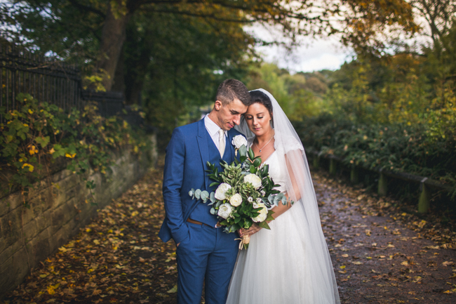 Simple styling and elegant colours for a Newcastle city wedding with Andy Hudson Photography (25)