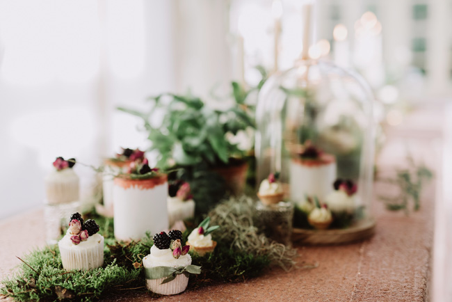Chic botanical wedding style inspiration on the English Wedding Blog. Image credit New Forest Studio (27)
